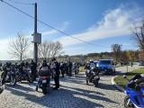 Świętokrzyscy motocykliści rozpoczęli sezon. Z Opatowa pojechali do Sandomierza [ZAPIS TRANSMISJI, ZDJĘCIA]