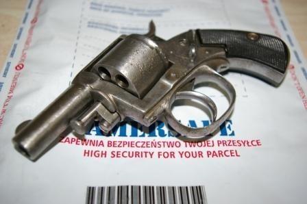 Zabezpieczona broń poddana zostanie analizie