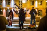 """Strajk Kobiet w Białymstoku. Grudniowy protest """"przeciwko brutalności policji"""" (ZDJĘCIA)"""