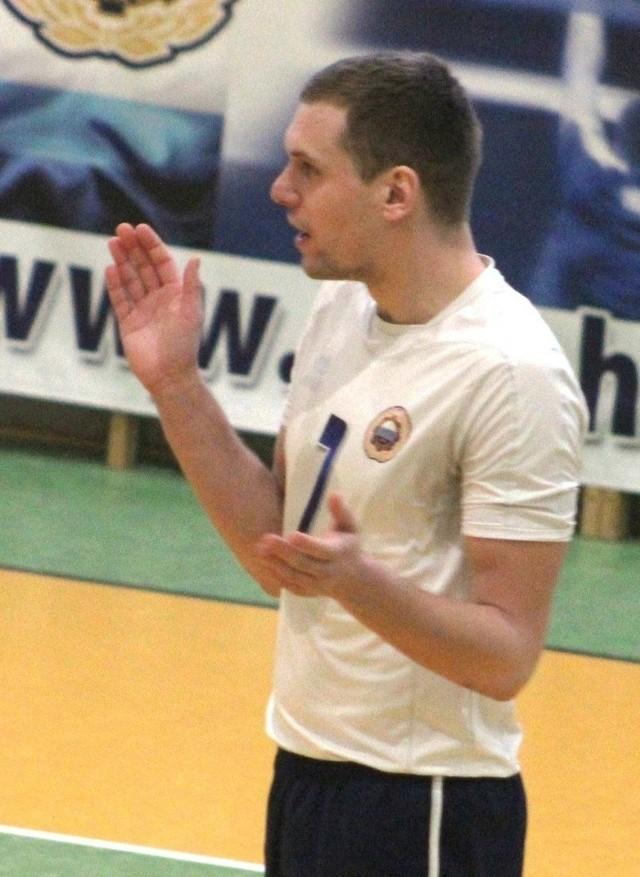 Piotr Adamski przeszedł do AGH