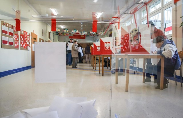 Wybory samorządowe 2018. Frekwencja wyborcza, WYNIKI WYBORÓW PKW 4 11 2018