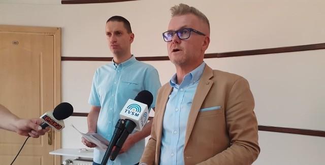 Radni Koalicji Obywatelskiej, Paweł Napolski i Tomasz Smolarek chcą aby stan zwierząt i warunki w schronisku zbadał Powiatowy Lekarz Weterynarii