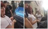 Liderka antyszczepionkowców Justyna Socha zatrzymana przez policję na festiwalu Rock na Bagnie! Mamy odpowiedź policji (zdjęcia)