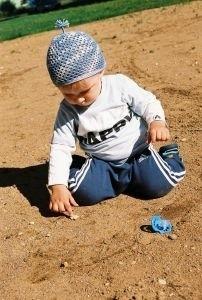 Rodzice dzieci chorych na atopię powinni uważać na dietę maluchów