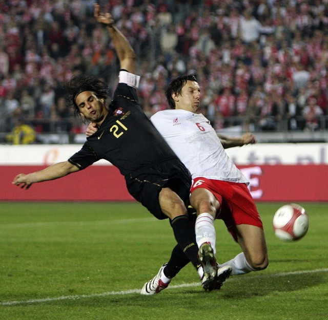 Polscy piłkarze po dwunastu latach znowu zagrają z Portugalią na Stadionie Śląskim w Chorzowie