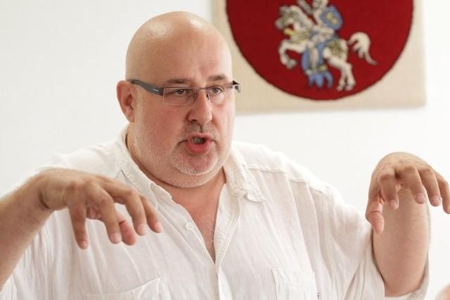 Roberto Skolmowski, szef Opery i Filharmonii Podlaskiej