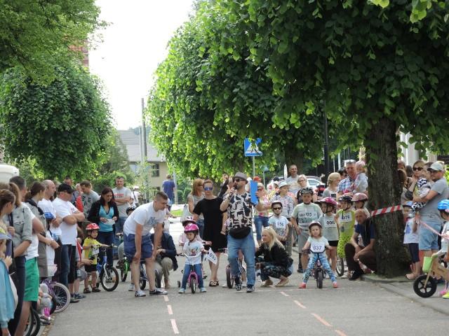 15. czerwca (sobota) nasze zawody rowerkowe w Miastku dla dzieci, które organizujemy z Urzędem Miejskim w Miastku i OSiR w Miastku