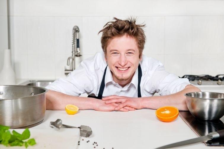 Gastronomiczna Rewolucja Czyli Jak Kucharze Stają Się