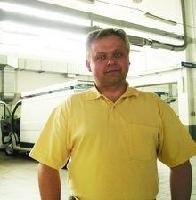Luzy, zacięcia czy odkształcenia w układzie kierowniczym mogą mieć tragiczne skutki - mówi Tadeusz Wiński, kierownik serwisu