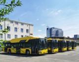 Katowice mają pięć nowych autobusów elektrycznych. Kosztowały 12,5 mln zł