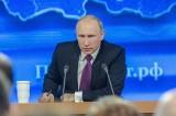 Rosja: Putin i jego rodzina mogą spać spokojnie po zakończeniu prezydentury. Dostaną immunitet karny