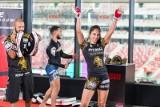 """Ariane Lipski znów przegrała w UFC. """"Królowa przemocy"""" nie dała rady Molly McCann [ZDJĘCIA]"""