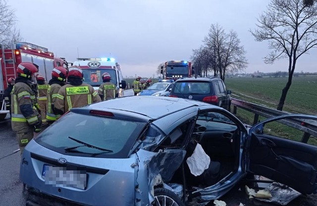 Policja szuka świadków tragedii pod Brzegiem.