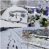 Uwaga: w Beskidach spadł śnieg, na drogach miejscowo trudne warunki. Jest ślisko i trzeba uważać