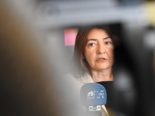 Dyrektor Wasilewska straszy nas, że nie dostaniemy wypłat za październik. Czy to o strasznie chodzi w zarządzaniu szpitalem? - denerwują się pracownicy UDSK