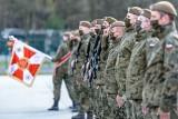 9 Łódzka Brygada Obrony Terytorialnej ma ponad 40 nowych żołnierzy. W tym roku ma powstać trzeci batalion łódzkich terytorialsów - w Łasku