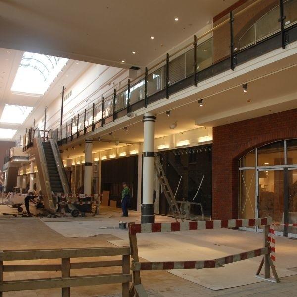 Nowa galeria handlowa w Bialymstoku