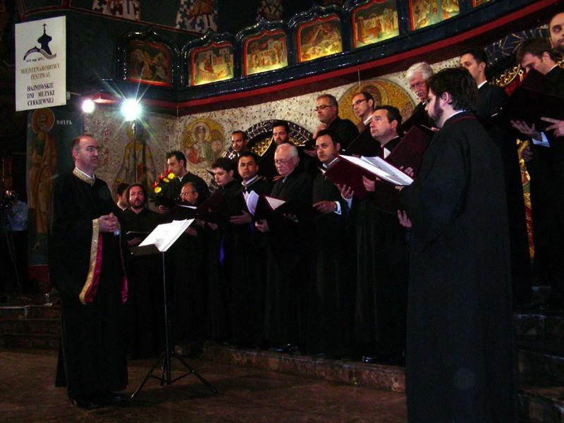"""""""Bizantyjskie Głosy"""" z Aten, otrzymały wyróżnienie..."""