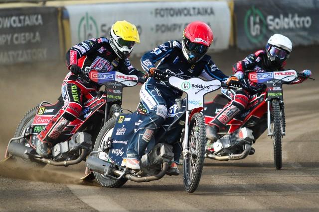 Zespół Unii Tarnów po raz drugi w tym sezonie przegrał z drużyną Arged Malesa Ostrów Wlkp.