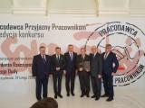 """Kopalnia Wapienia Morawica z ogólnopolską nagrodą  """"Pracodawca Przyjazny Pracownikom"""""""
