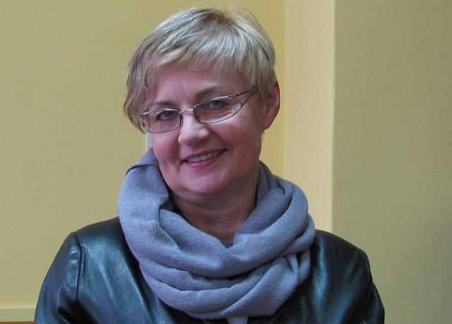 Ewa Todorov, rzeczniczka szpitala