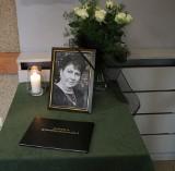 W Urzędzie Gminy Zgierz została wyłożona księga kondolencyjna po śmierci wótj Barbary Kaczmarek