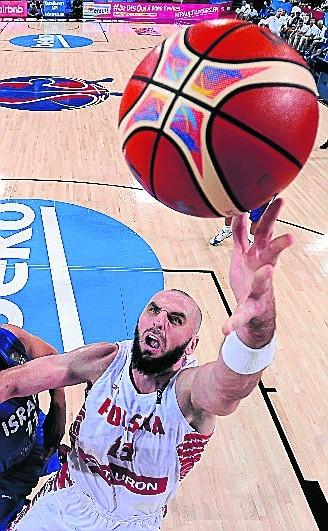Polska - Hiszpania na Eurobasket 2015 już 12 września