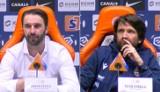 Trenerzy o meczu Zagłębie Lubin - Wisła Kraków. Martin Sevela: Byliśmy lepsi fizycznie. Peter Hyballa: Zaważyły indywidualne błędy