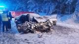 Wypadek w Surowem, gm. Czarnia. 19.03.2021. Apel o krew dla Wiktorii Grzeszczyk z Bandyś, która nadal walczy o życie