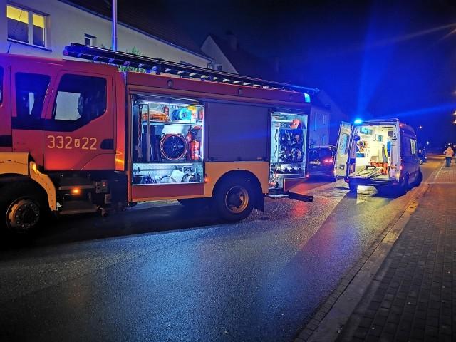 Nietypowy wypadek w Koszalinie