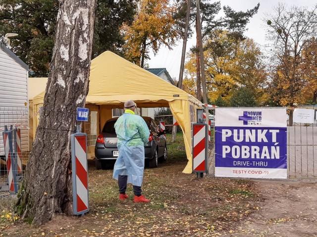 Starostwo Powiatowe w Sępólnie zmienia harmonogram pracy i lokalizację drive-thru