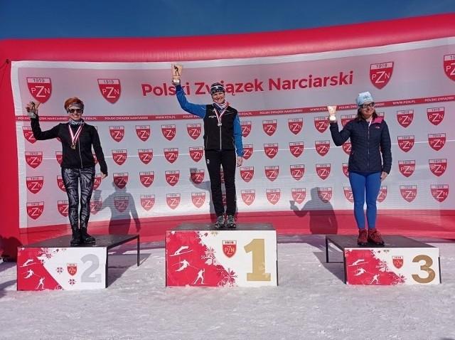 Ewa Armata wygrała również w klasyfikacji generalnej Pucharu Polski Amatorów