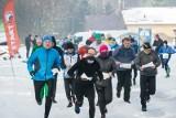 Bydgoszcz na Orientację w zimowej odsłonie. Z mapami, w śniegu, po lesie [zdjęcia]