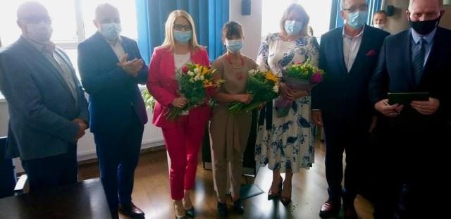 Samorządowe podziękowania dla medyków za zaangażowanie w walce z pandemią
