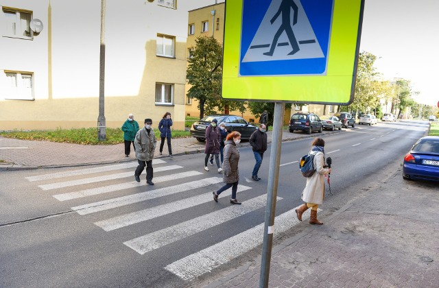 Przejście przez Podgórną przy skrzyżowaniu ze Staszica znalazło się na liście 10 przejść przeznaczonych do likwidacji