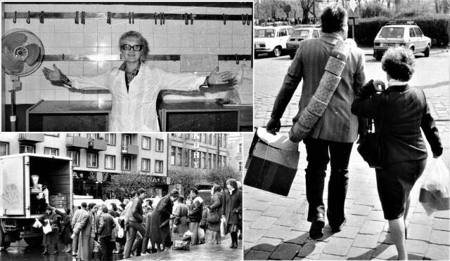 Tak wyglądały zakupy w okresie PRL-u