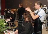 Łódzcy fryzjerzy proponują: Sylwestrowa diablica i uwodzicielka [ZDJĘCIA, FILM]