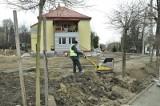 Gmina Biskupice. Ruszyła budowa centrów przesiadkowych