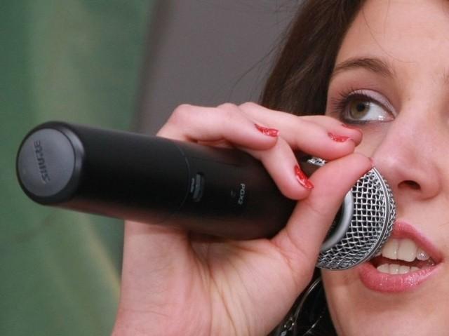 W festiwalu wystartowało 15 wokalistów z powiatu międzyrzeckiego.