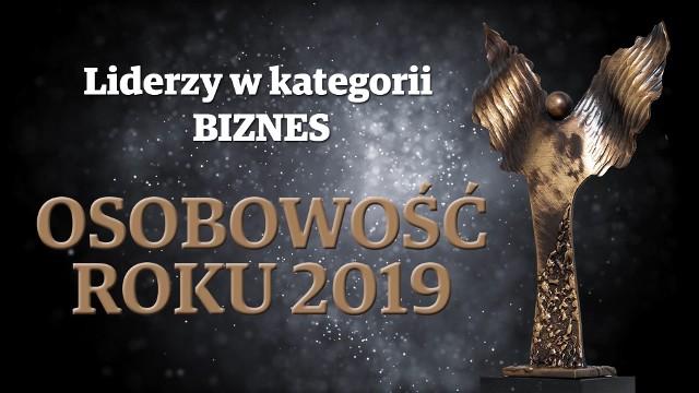 """W wielkim plebiscycie OSOBOWOŚĆ ROKU 2019, który w województwie wielkopolskim prowadzi """"Głos Wielkopolski"""", zaszczytne tytuły zostaną przyznane głosami mieszkańców naszego regionu. Prezentujemy zdjęcia liderów w kategorii BIZNES. Zobacz liderów ------>"""