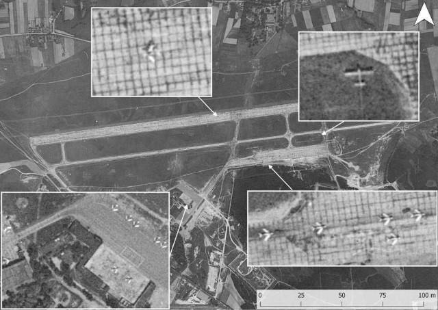 Szprotawskie lotnisko było pod ścisłym nadzorem zachodnich wywiadów