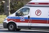 Wypadek autobusu w Rudzie Śląskiej. Ranne 9-letnie dziecko trafiło do szpitala