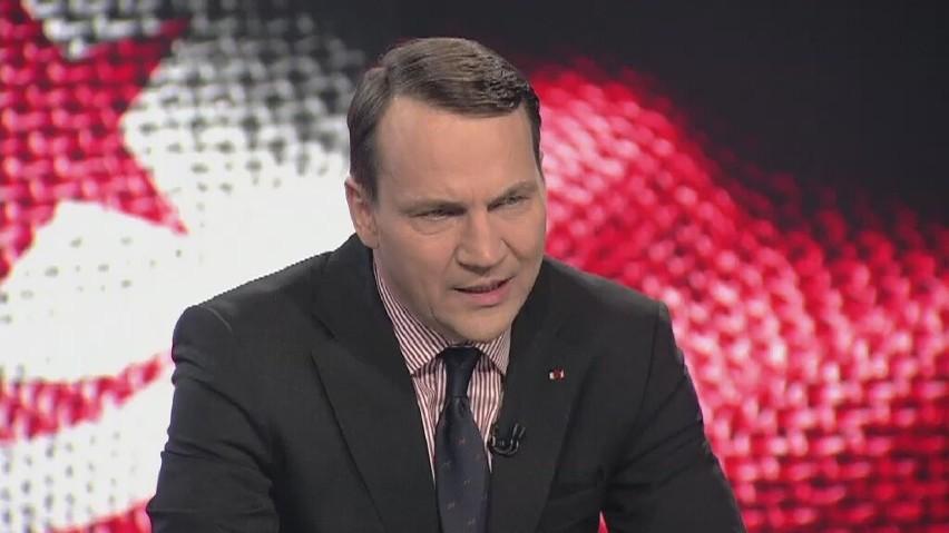Radosław Sikorski nie wyklucza żałoby narodowej po śmierci Polaków w Tunisie (wideo)