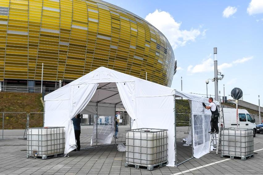 W Gdańsku zrobisz test na obecność koronawirusa bez wysiadania z samochodu. Trwają przygotowania