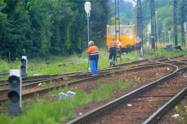 Prace remontowe są prowadzone m.in. w rejonie Krzeszowic