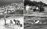 Tak spędzano czas nad morzem w latach 90. Zobaczcie unikatowe zdjęcia!