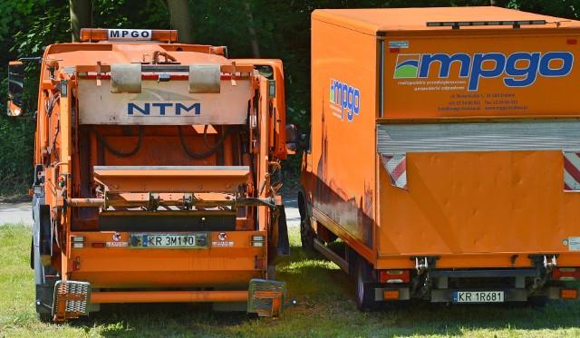 Śmieci z gminy Koniusza będzie wywozić krakowskie MPGO