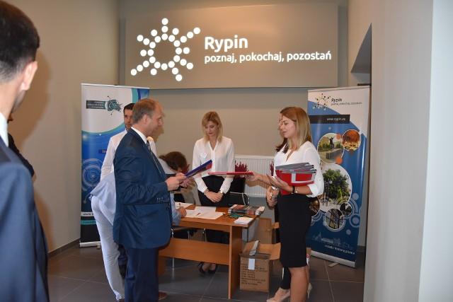 Rypińskie Forum Gospodarcze odbyło się w domu kultury