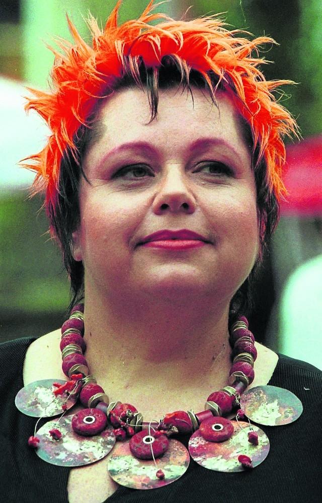 Magda była barwnym ptakiem - mówią jej przyjaciele. - Niezwykła osobowość przełożyła się na jej niepospolity styl