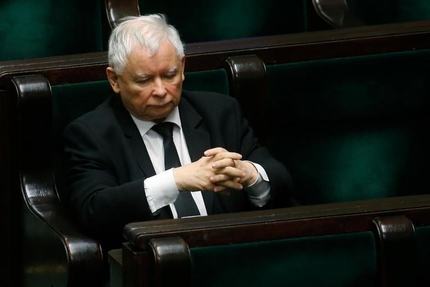 Jarosław Kaczyński napisał list do członków partii. Chodzi o Andrzeja Dudę